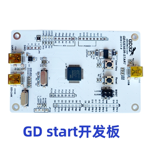 GD start开发板